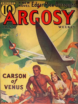 magazine - science - fiction - argosy